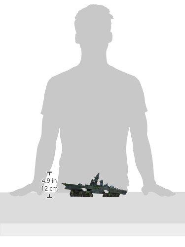 Penn-Plax 沈没した戦艦 アクアリウム(水槽用アクセサリー)