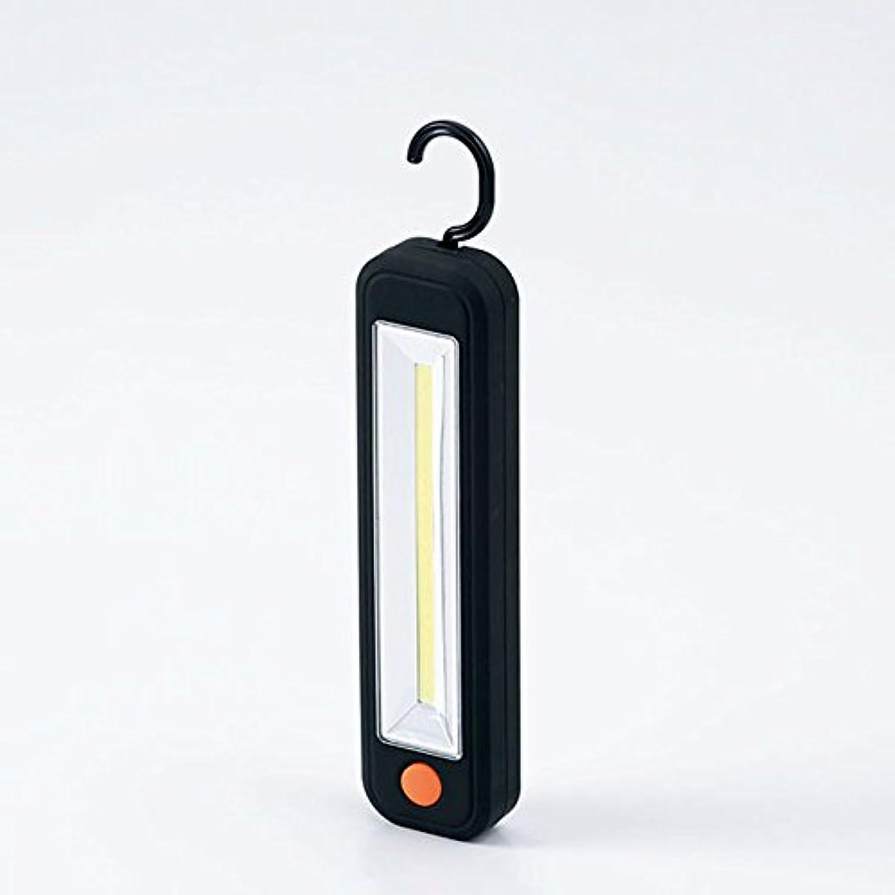 欺く欠点樹皮ワークライト【 LEDライト 携帯ライト? フック&マグネット付】 (WZ-03) (ワイド, ハンディーライト)