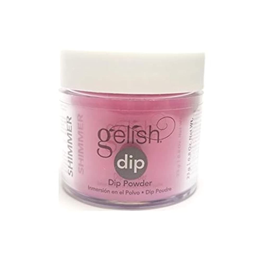眉をひそめる計算ベンチャーHarmony Gelish - Dip Powder - Samuri - 23g / 0.8oz
