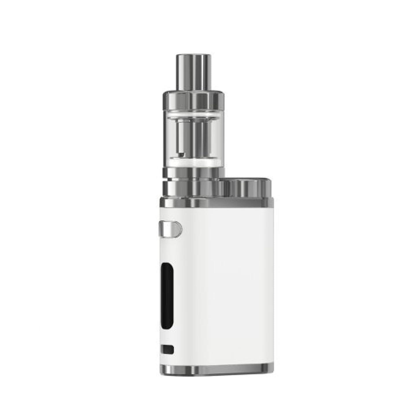 協力的争いコインAMDIA 灰皿?喫煙具 ホワイト iStick Pico(本体):4.5×2.3×7.05cm、MELO III Mini(アトマイザー):φ2.2×5.5cm 1082085