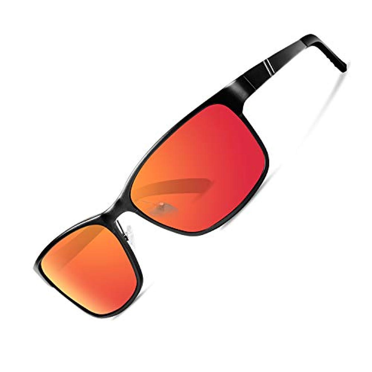 ニュースわかりやすいセージPAERDE サングラス メンズ 偏光レンズ 運転 軽量 UVカット 紫外線カット 釣り スポーツ テニス
