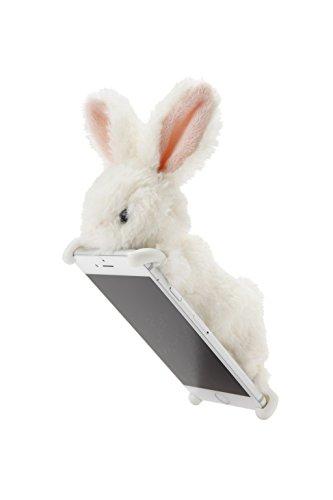 ZOOPY ウサギ iPhone5/5S/5C/SE ホワイ...