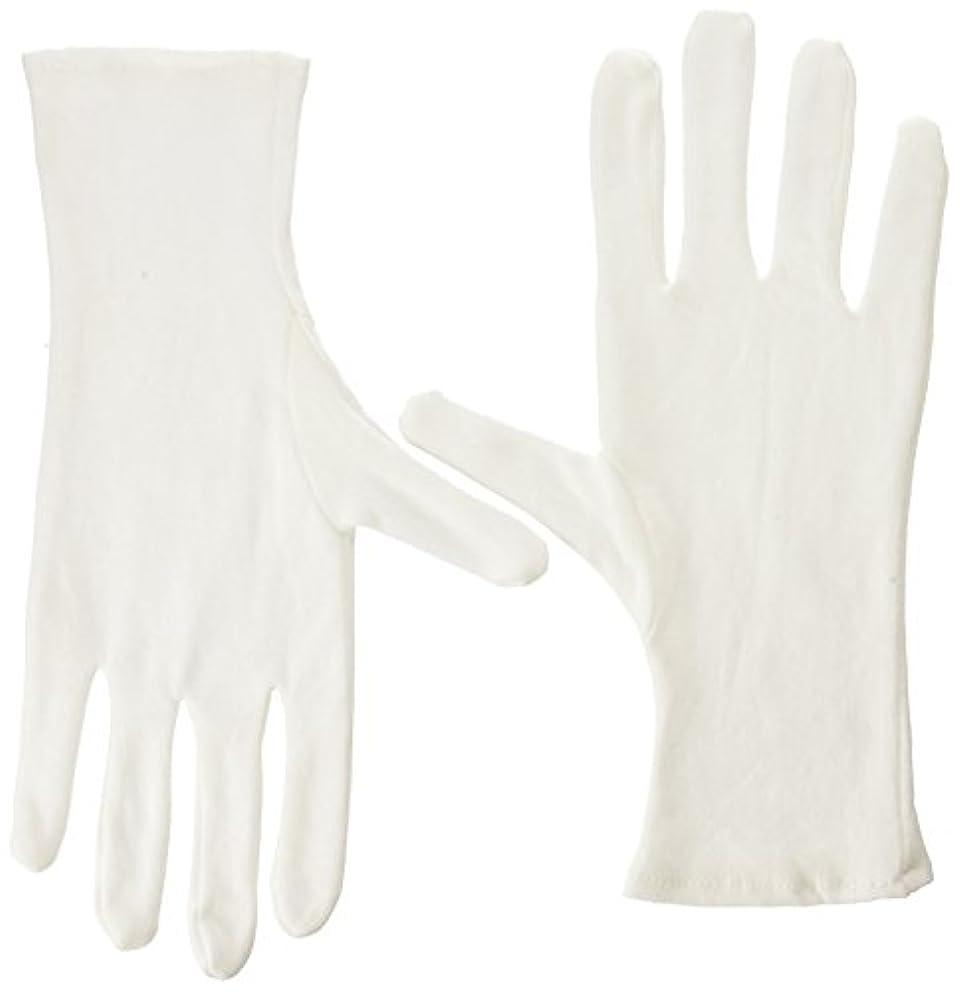 優しい可動の頭の上綿スムス手袋 10双組