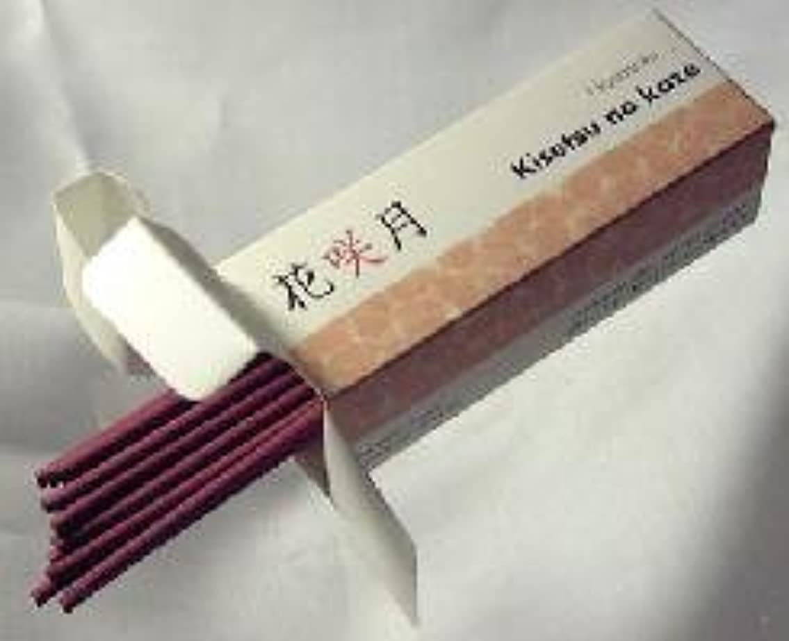 印をつける判定鉄道松栄堂 四季の香 花咲月20本入