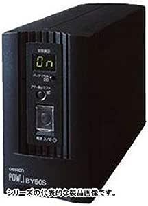 オムロン 無停電電源装置(常時商用給電/正弦波出力) 350VA/210W BY35S