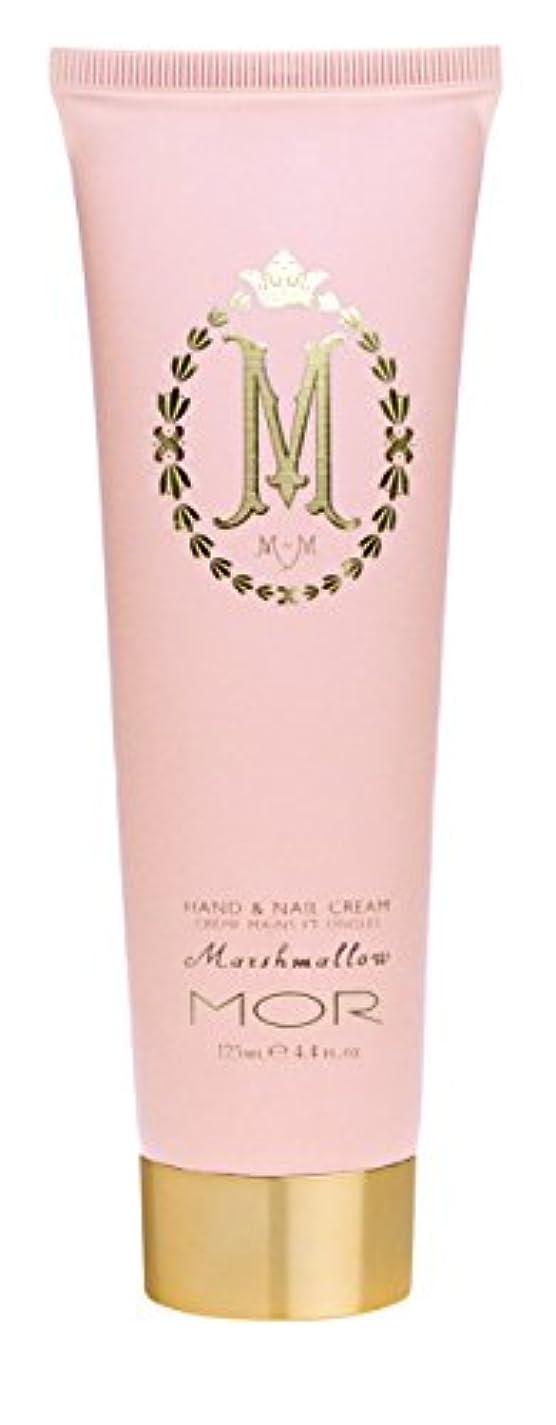 MOR(モア) マシュマロ ハンド&ネイルケアクリーム 125ml