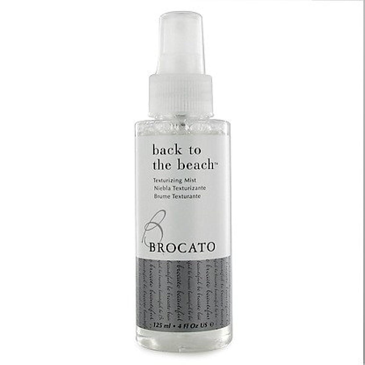 まさに寄稿者投げるBrocato 戻るBeautopia髪でビーチテクスチャーミスト:テクスチャ&ボリュームヘアスタイリングは、女性のためのスプレー - 4オンス 各