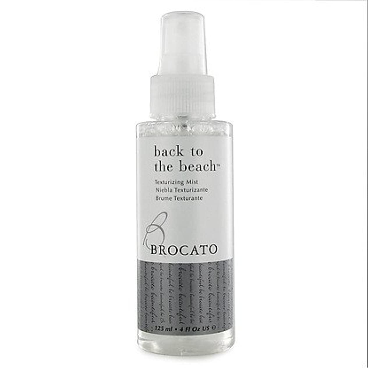 属する期待するインクBrocato 戻るBeautopia髪でビーチテクスチャーミスト:テクスチャ&ボリュームヘアスタイリングは、女性のためのスプレー - 4オンス 各