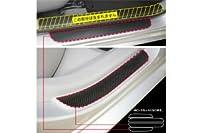 HASEPRO(ハセ・プロ) マジカルカーボン スカッフプレート ブラック NZE/ZRE140系 カローラアクシオ(2006/10~2008/10)