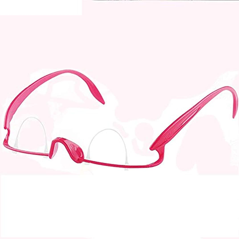 くま誤解を招くアミューズメントダブル眼瞼トレーナー 二重まぶたメガネ 二重まぶたツール 二重まぶた 形成器 ふたえ矯正 二重まぶた定型訓練器