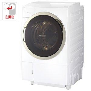 東芝 ドラム式洗濯乾燥機(ヒートポンプタイプ) 右開きタイプ グランホワイト 9kg TW-96A3R(W) TW-117X3L(W)