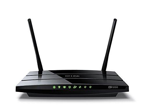 TP-Link WiFi 無線LAN ルーター 11ac/n/a/g/b デュアルバンド(866+300Mbps) Archer C5 (Nintendo Switch 動作確認済:利用推奨環境:8人/4LDK/3階建)