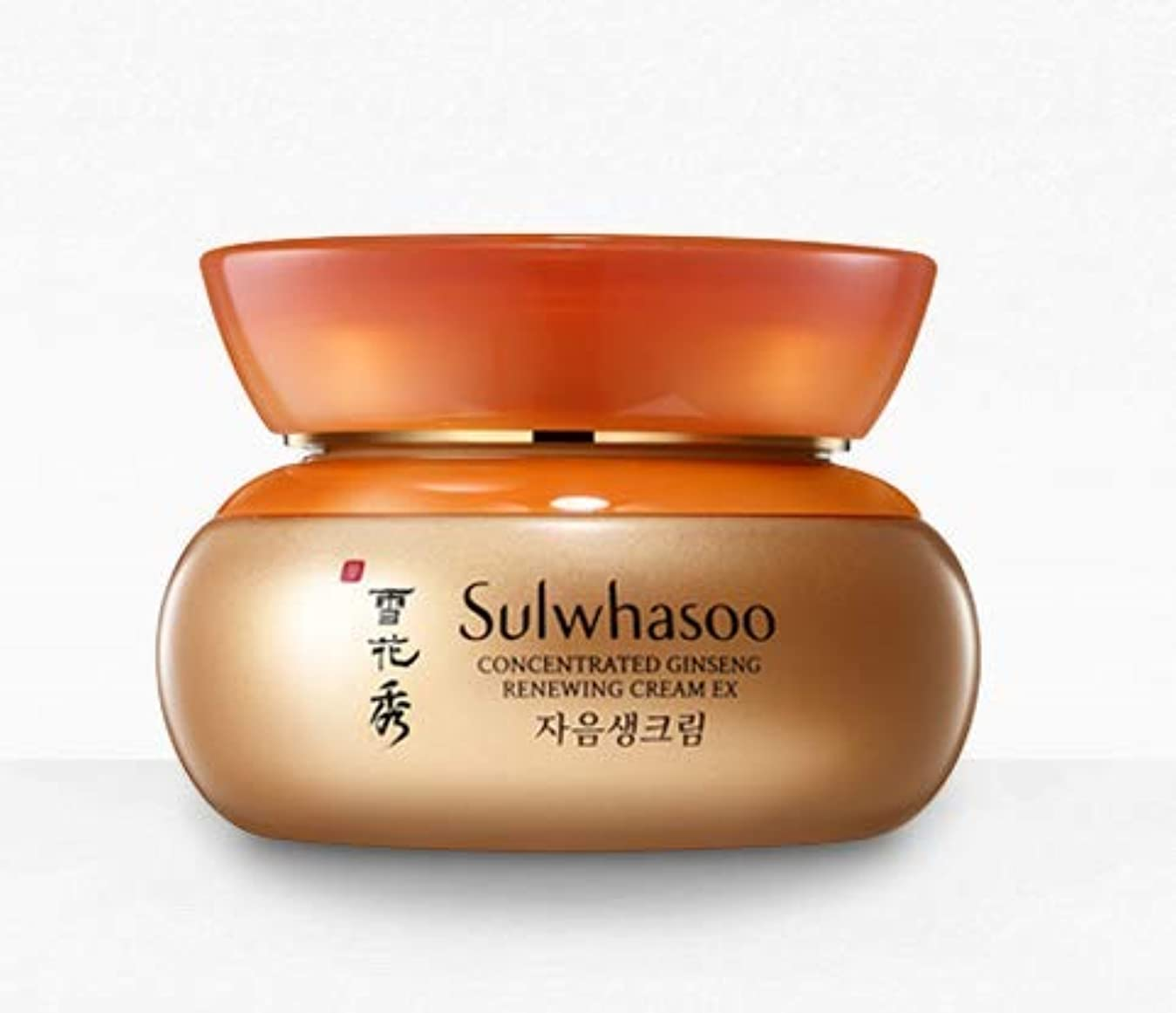 シリアル何か中絶[(雪花秀) Sulwhasoo] [ Concentrated GINSENG RENEWING CREAM EX 60ml Anti-aging cream]並行輸入品 [並行輸入品]