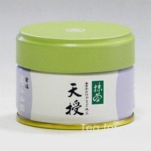 【丸久小山園】抹茶/天授(てんじゅ)20g缶入