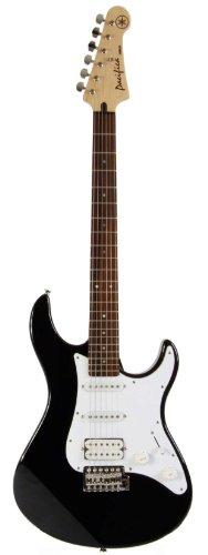 YAMAHA PACIFICA012 BLACK エレキギター 初心者 入門モデル パシフィカ (ヤマハ) オンラインストア限定