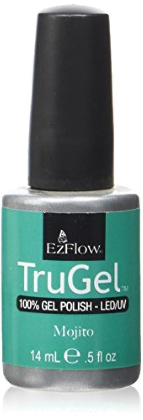 喜ぶために熟達したEzFlow トゥルージェル カラージェル EZ-44279 モジット 14ml