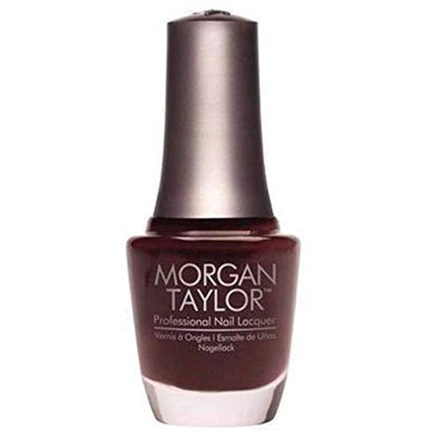 有害める半球Morgan Taylor - Professional Nail Lacquer - Pumps or Cowboy Boots? - 15 mL / 0.5oz