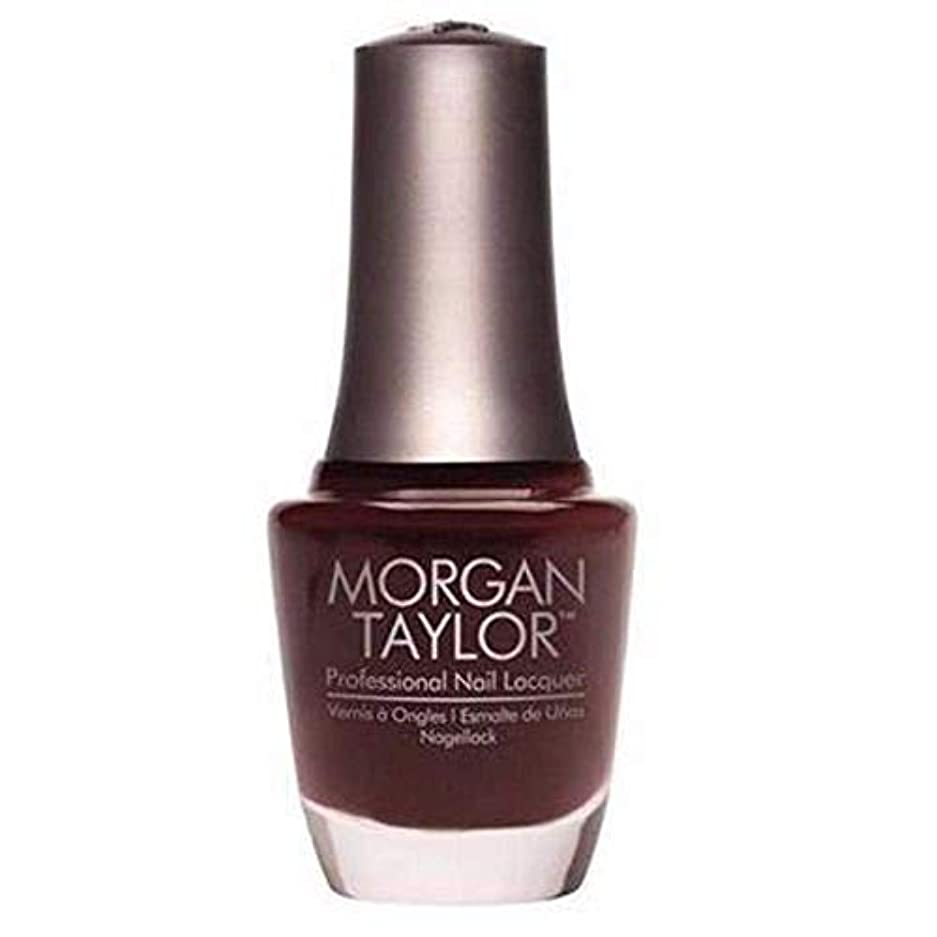 捨てる安定したトレーニングMorgan Taylor - Professional Nail Lacquer - Pumps or Cowboy Boots? - 15 mL / 0.5oz