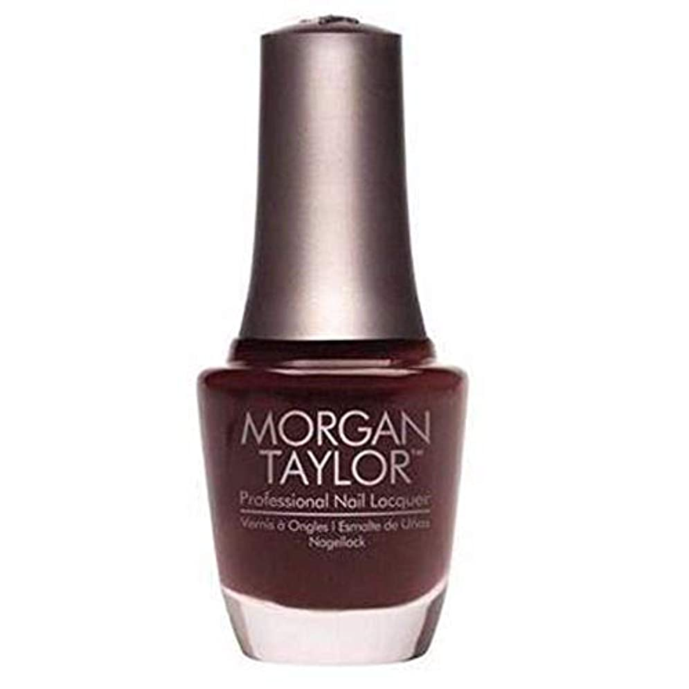 クリスマス顕著おなじみのMorgan Taylor - Professional Nail Lacquer - Pumps or Cowboy Boots? - 15 mL / 0.5oz