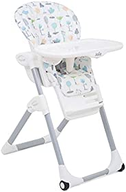 Joie Mimzy Highchair, Pastel Forest