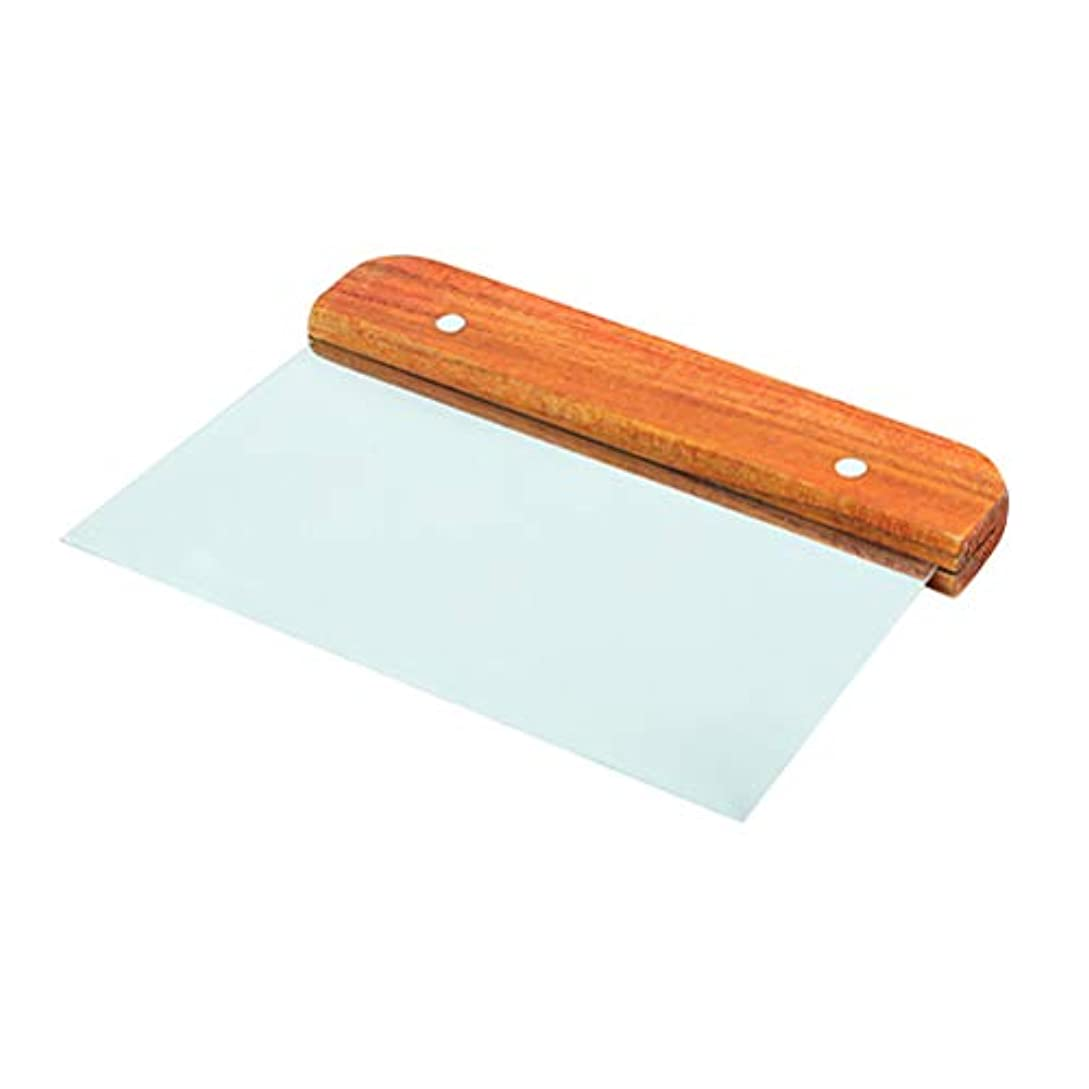 決して状態気楽なUPKOCH ベーキングスクレーパー ステンレススチール ペストリースクレーパー ピザカッター 多目的 スクレーパー 生地ナイフ