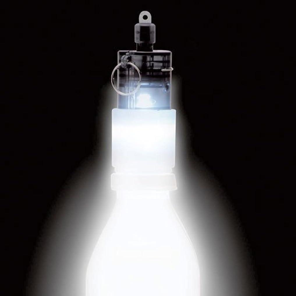 ノート簡略化する願望LEDライトペットボトル用ランタン?停電?災害?緊急時?アウトドアー