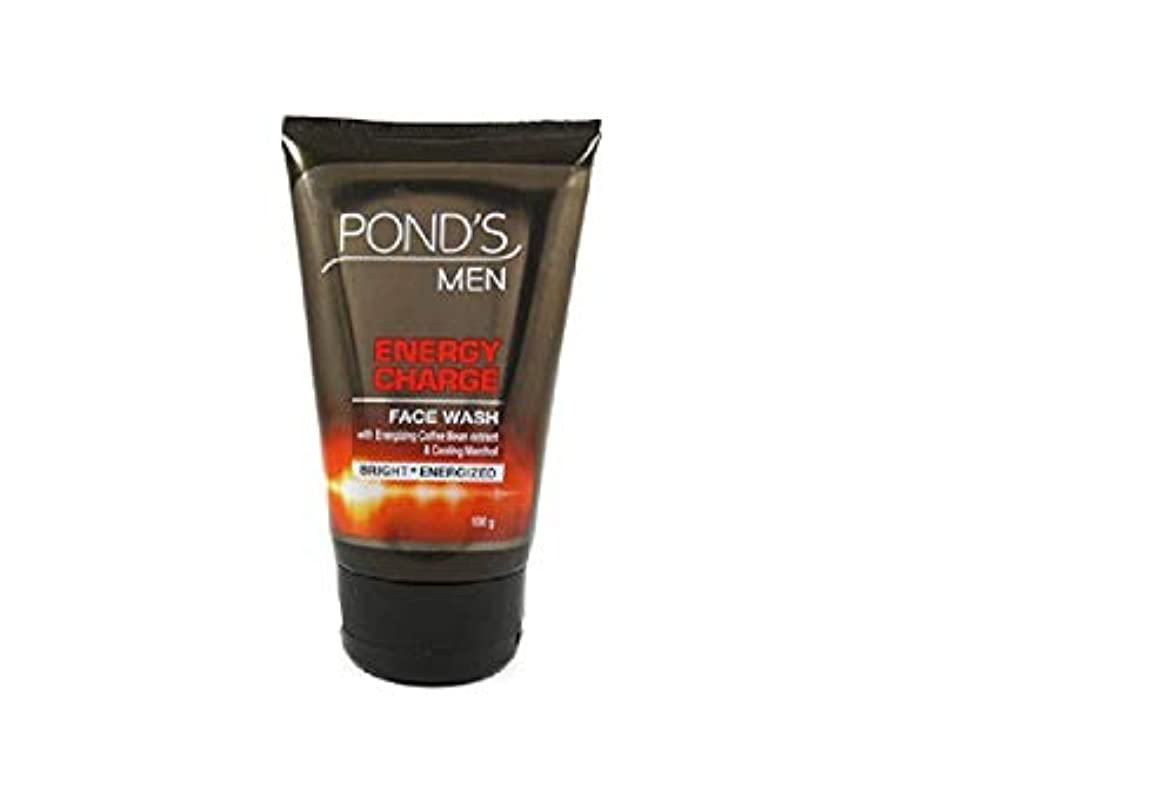 辞任南西ヘリコプターPOND'S Ponds Men Energy Charge Face Wash, 100g
