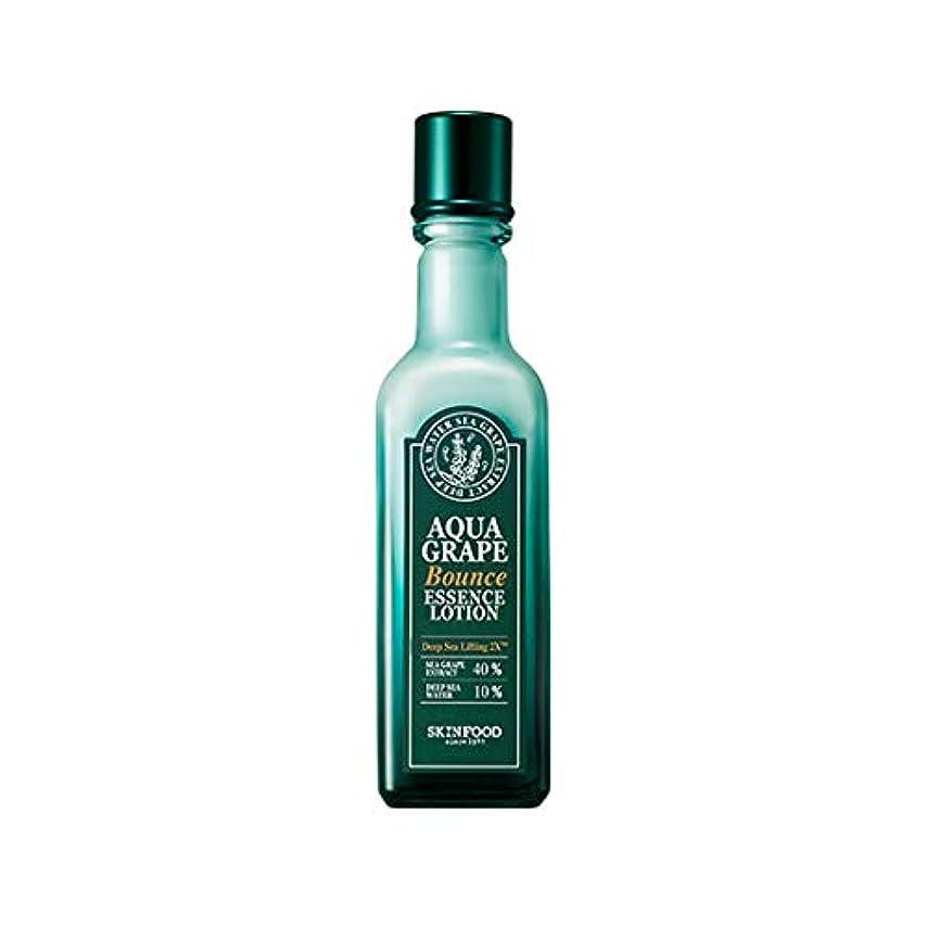 始める発火する論争Skinfood アクアグレープバウンスエッセンスローション/Aqua Grape Bounce Essence Lotion 120ml [並行輸入品]
