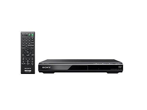 ソニー SONY DVDプレーヤー ブラック 再生専用 DVP-SR20 BC
