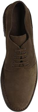 Suede Plain Toe 1331-699-5523: Dark Brown