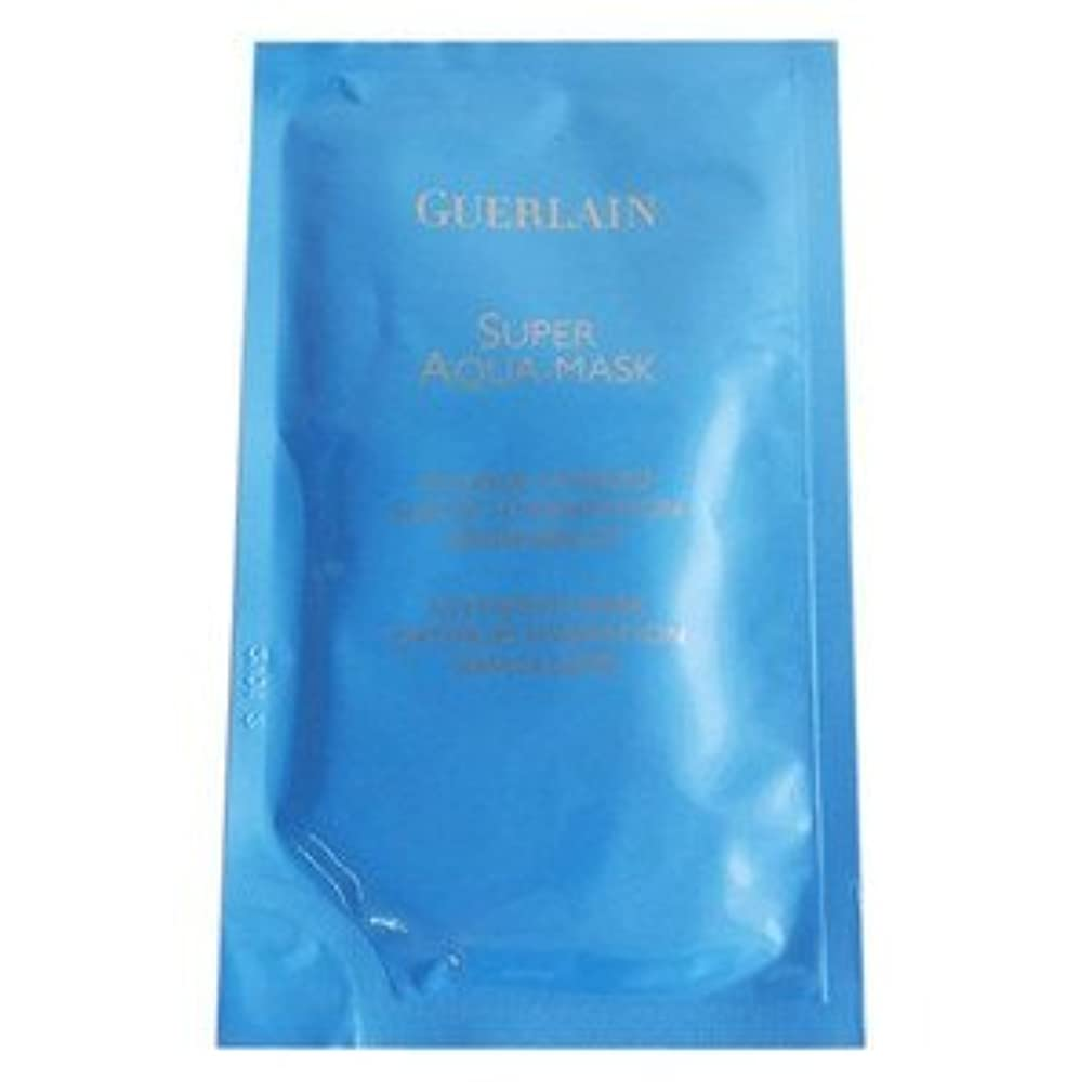 圧縮するルール罹患率ゲラン スーパーアクア マスク N 1枚(バラ)