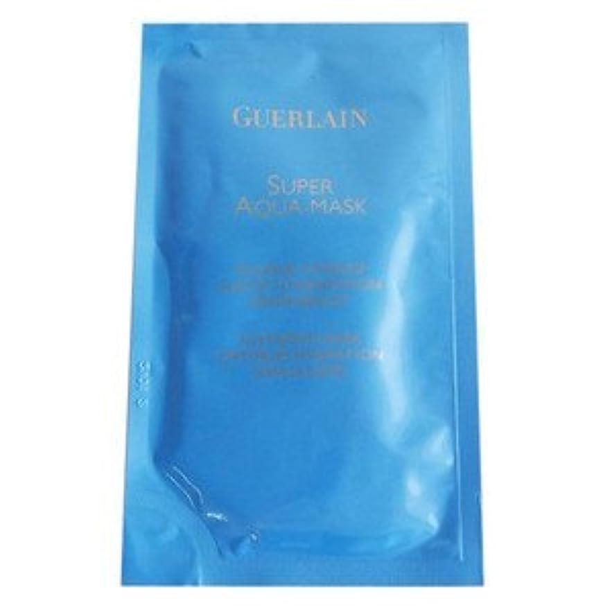 制裁噴水珍味ゲラン スーパーアクア マスク N 1枚(バラ)