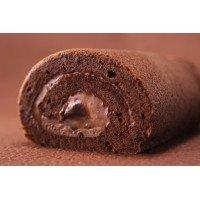 烏骨鶏 生チョコロールケーキ 1本