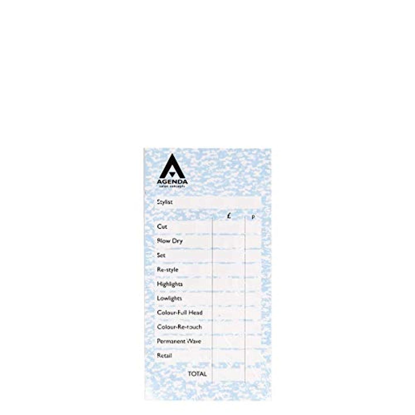 アーティスト硬い電圧アジェンダ サロンコンセプト チェックパッドアソート6x100リーフ[海外直送品] [並行輸入品]