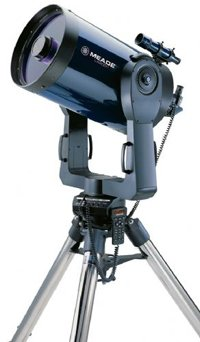 """Meade lx200-acf 14"""" / 356mm Catadioptric望遠鏡三脚なし)"""