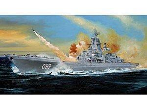 1/350 ロシア海軍巡洋艦 ピョートル ヴェルキー