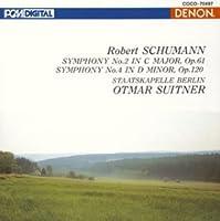 Schumann: Symphonies Nos. 2 & 4 (2003-03-26)