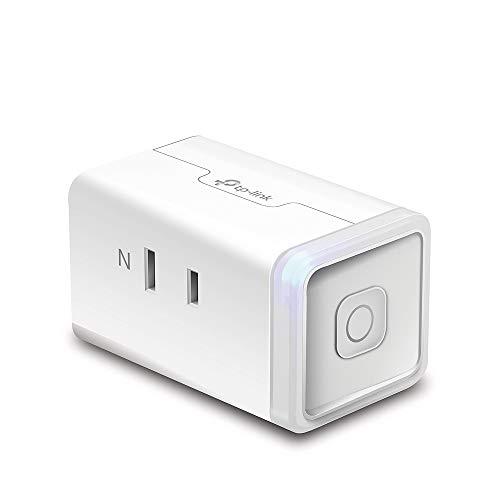 【Amazon Alexa認定取得製品】 TP-Link WiFi スマートプラグ 遠隔操作 直差しコンセント Echo シリーズ/Goo...
