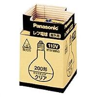 パナソニック RF110V180WHD 屋外用レフ電球
