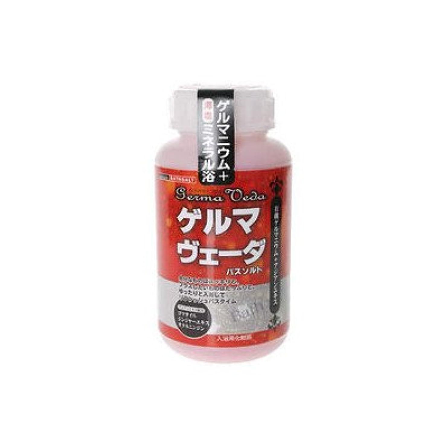 マート実行する突進ゲルマヴェーダ(ゲルマニウム温浴) ボトル(630g) 6本