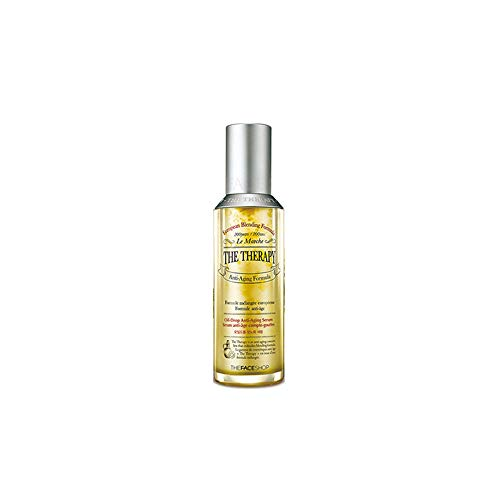[ザ·フェイスショップ] The Face Shop ザ.セラピーオイルドロップセラム45ml The Therapy Oil Drop Serum ...