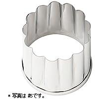 パテ抜型 菊 / #12×1個 TOMIZ/cuoca(富澤商店)