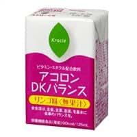 〔szk〕アコロンDKバランス リンゴ味 125ml×30本入