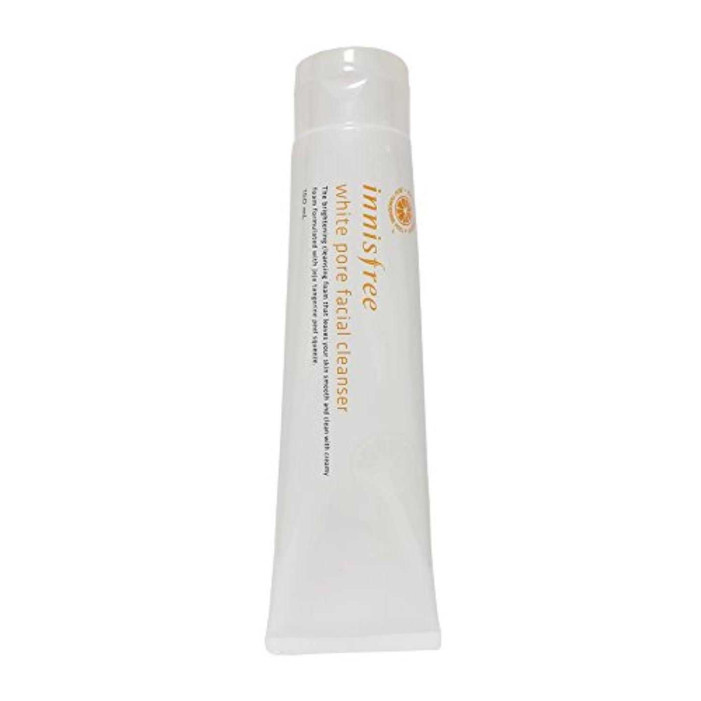 れんがコンソールタッチ[イニスフリー] Innisfree ホワイト毛穴フェイシャルクレンザー (150ml) Innisfree White Pore Facial Cleanser(150ml) [海外直送品]