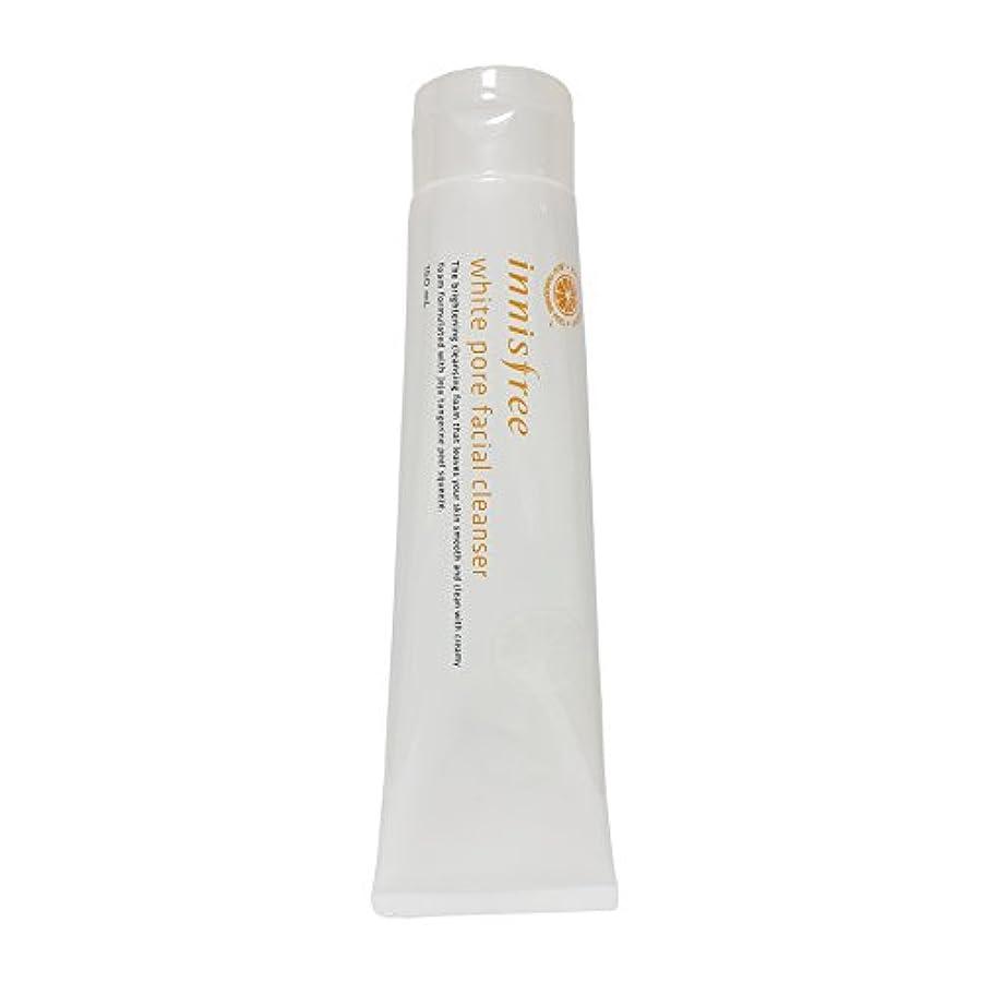 裸私の聞く[イニスフリー] Innisfree ホワイト毛穴フェイシャルクレンザー (150ml) Innisfree White Pore Facial Cleanser(150ml) [海外直送品]