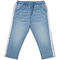 art & eden Girl's Organic Cotton Denim Jean