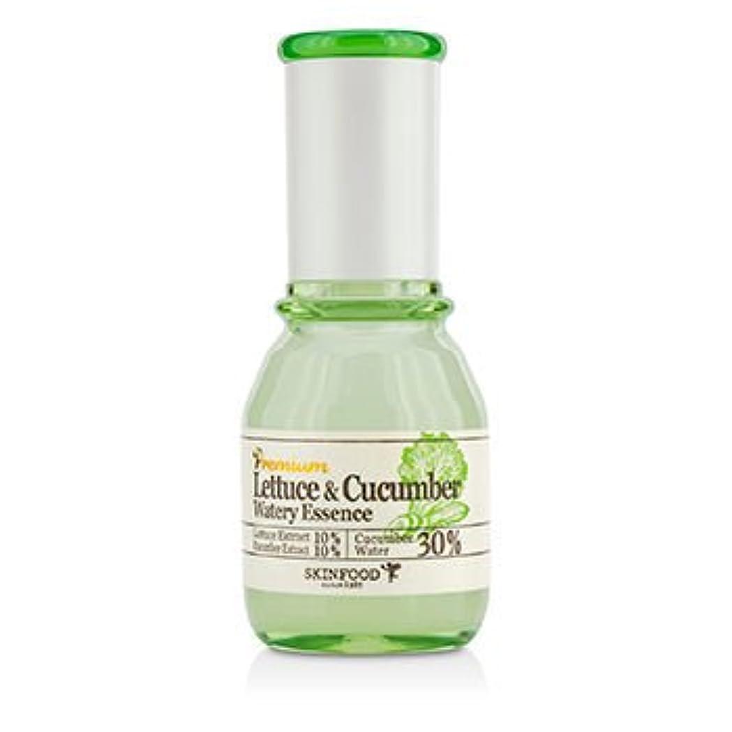 楽な遺体安置所熟したSkinFood Premium Lettuce & Cucumber Watery Essence 50ml/1.69oz