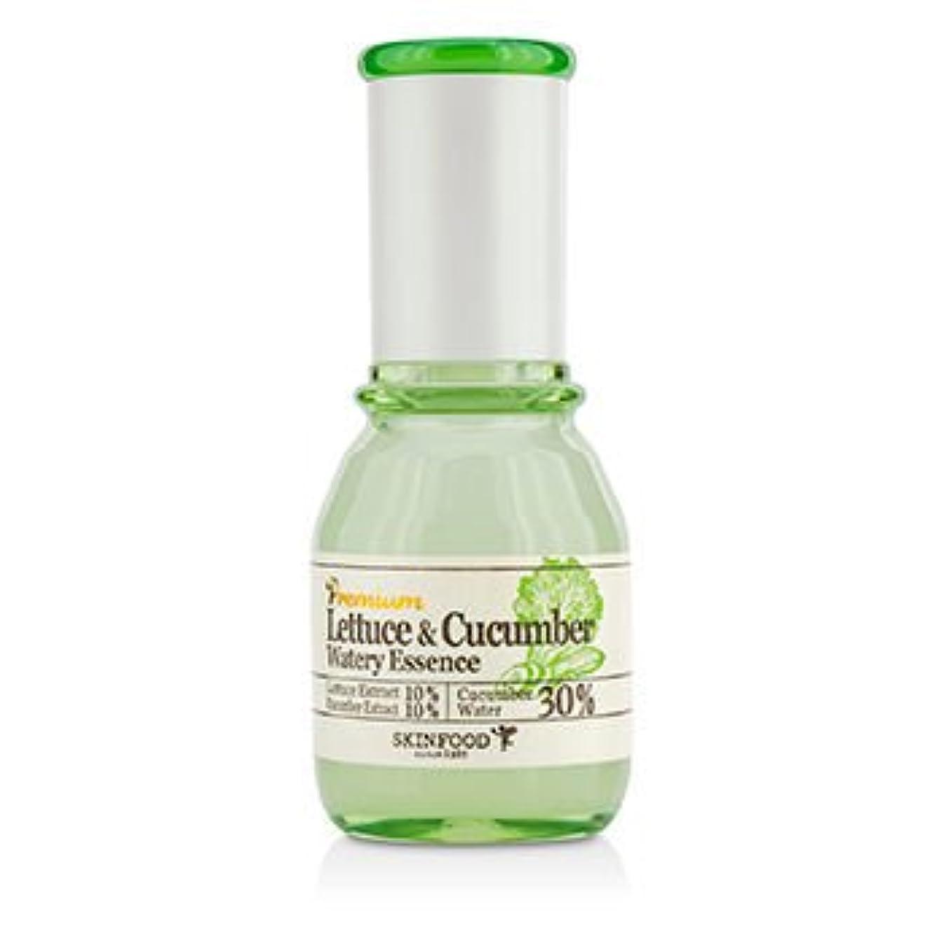 職業抗生物質シャッフルSkinFood Premium Lettuce & Cucumber Watery Essence 50ml/1.69oz