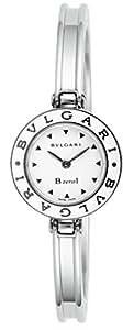 [ブルガリ]BVLGARI 腕時計 B-zero1 ホワイト文字盤 BZ22WLSS.M レディース 【並行輸入品】