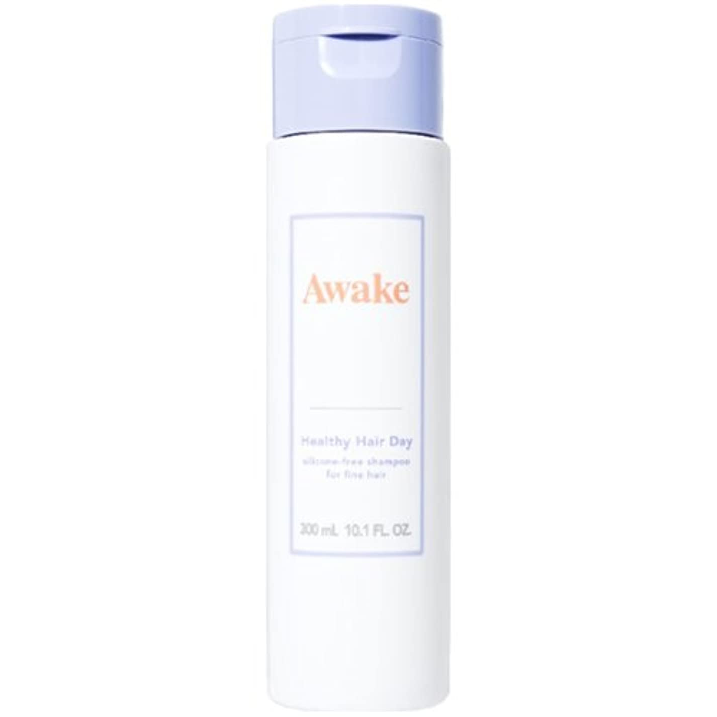 繕うお世話になった負アウェイク(AWAKE) Awake(アウェイク) ヘルシーヘアデイ シリコーンフリー ヘアシャンプー ハリコシアップヘア用 (300mL)